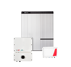 LG Chem RESU + SolarEdge HD-Wave Inverter